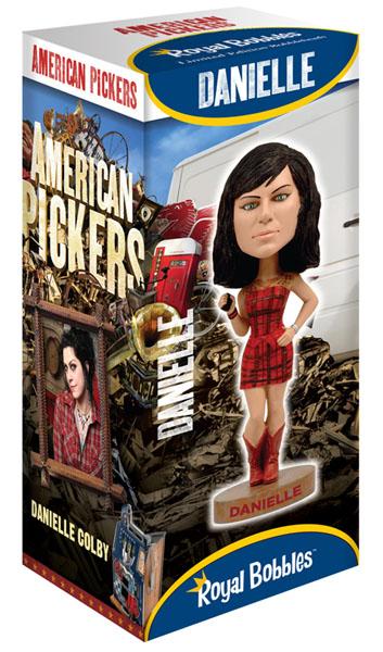 Danielle American Pickers TV