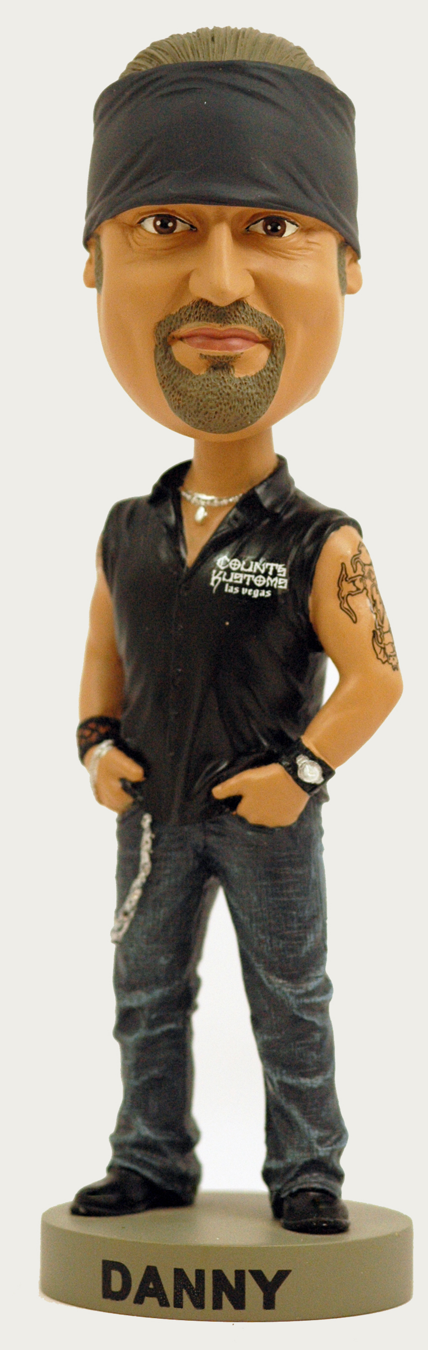 "Danny, from the ""Counting Cars"" show on HISTORY -"
