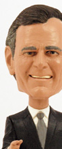 George HW Bush Bobblehead