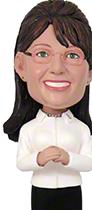Sarah Palin bobblehead