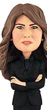 Melania Trump Bobblehead