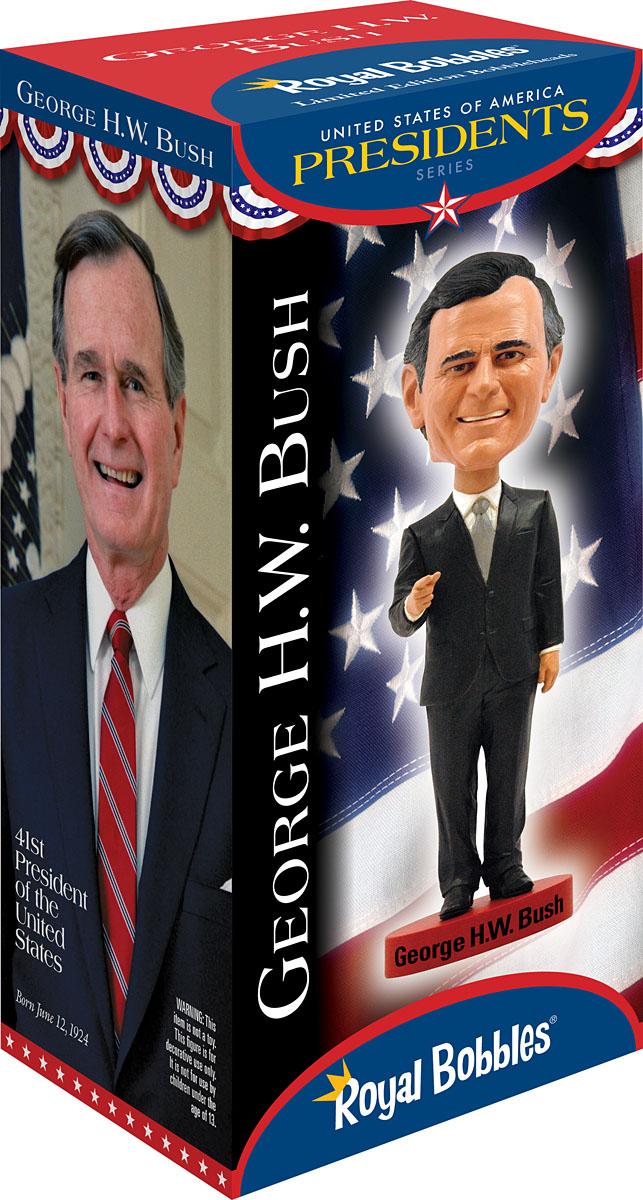 President George Bush Collectors bobble head 43