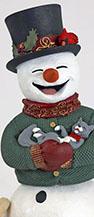 Snowman Bobblehead