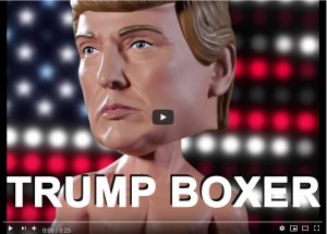 Trump Boxer Video
