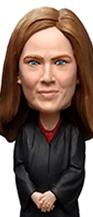 Amy Coney Barrett Bobblehead